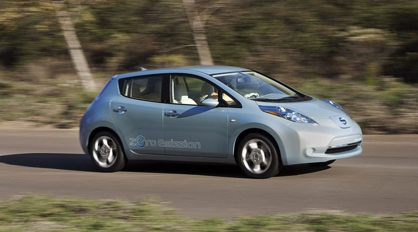 Infiniti Lease Deals >> Nissan Leaf (2010) electric prototype review by CAR Magazine