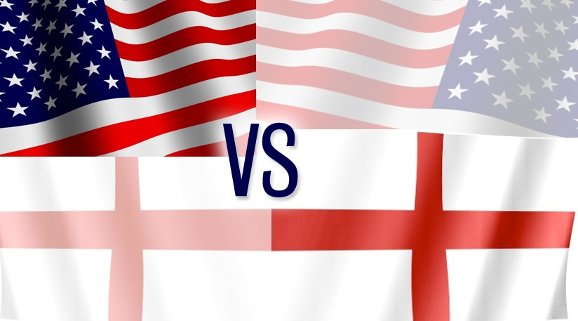 Image result for England vs United States of America