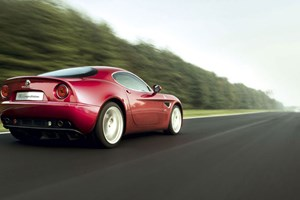 You could be the lucky so-and-so who gets to drive the Alfa Romeo 8C on track at Goodwood