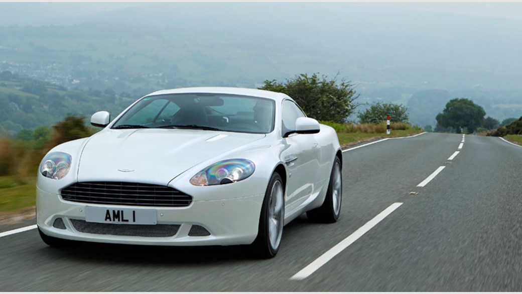 Aston Martin DB Coupé Model Year Review CAR Magazine - Db9 aston martin