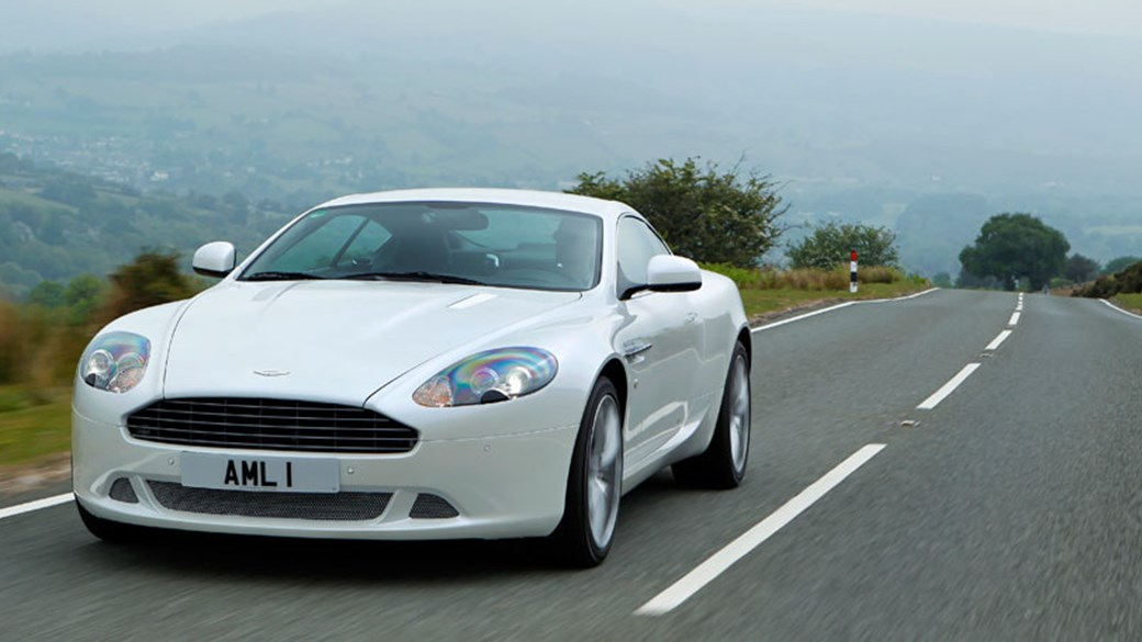The New Aston Martin DB9, The 2011 Model Year One