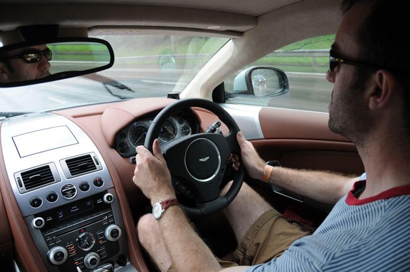 aston martin db9 coupé (2011 model year) review   car magazine