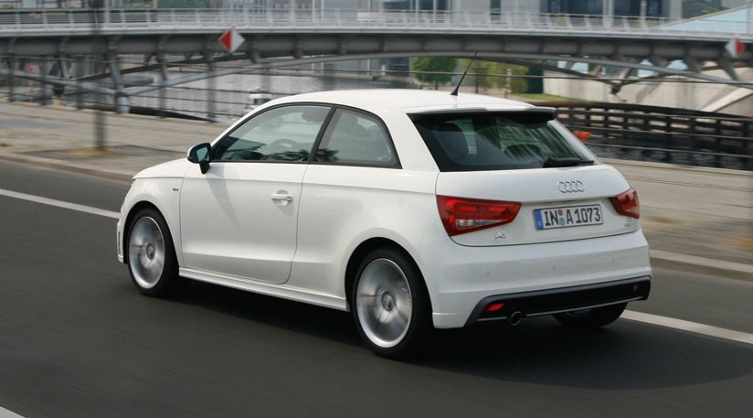 audi a1 1 4 tfsi 2010 new review car magazine. Black Bedroom Furniture Sets. Home Design Ideas