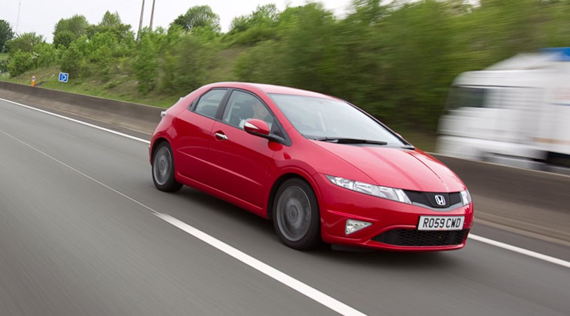 honda civic  dr  review  car magazine