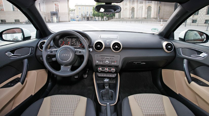 audi a1 1 2 tfsi se 2010 review by car magazine. Black Bedroom Furniture Sets. Home Design Ideas