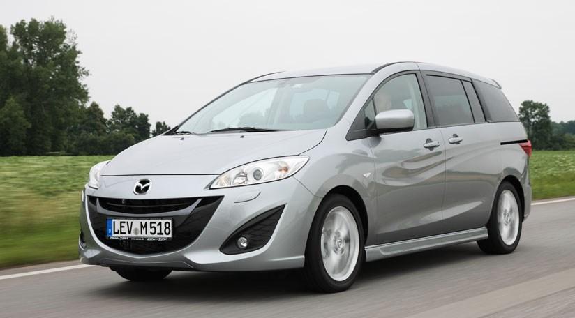Preview: Mazda to Show 2011 Mazda5 Minivan at Geneva Motor Show
