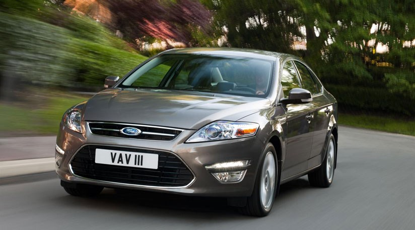 ford mondeo facelift 2011 first news and photos by car. Black Bedroom Furniture Sets. Home Design Ideas
