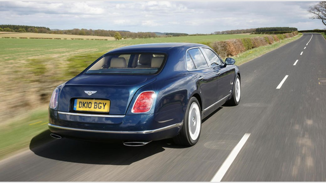 Bentley Mulsanne 2010 new review by CAR Magazine