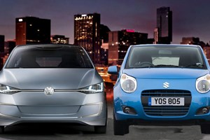 Suzuki and Volkswagen are considering joint projects for the Up! and Alto, as well as a swathe of SUVs