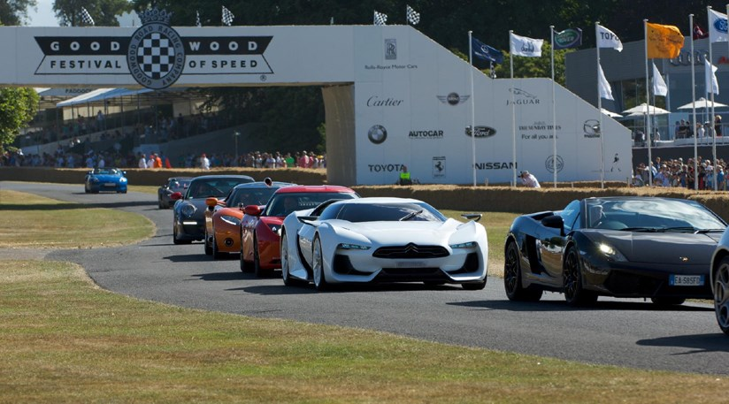 Festival Of Speed >> Goodwood Festival Of Speed 2010 Live News Photo Galleries