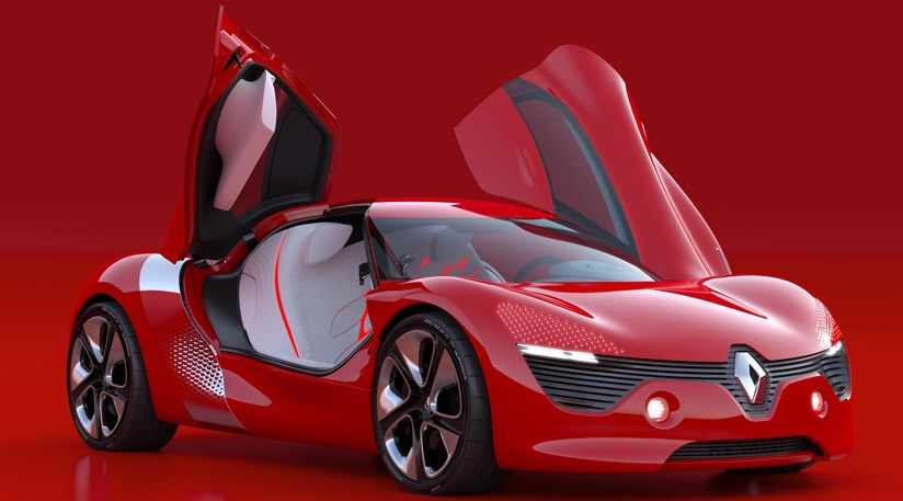 Renault Dezir Concept First Official Pictures By CAR Magazine - New cars 2010