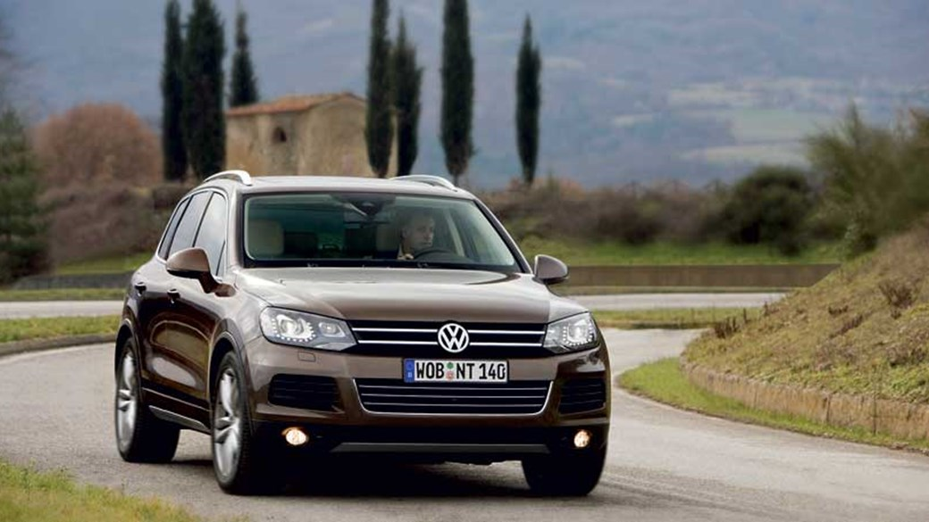 Volkswagen hybrid review
