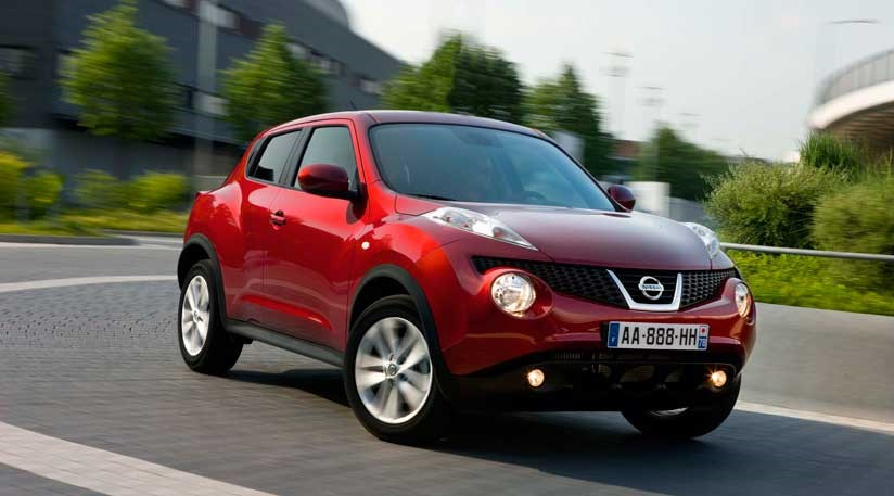 Nissan Juke 1 6 DiG-T (2010) review | CAR Magazine