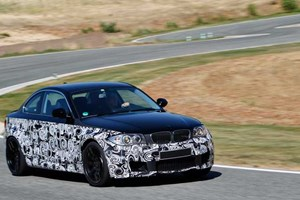 The new M division version of the BMW 1-series is coming in 2011