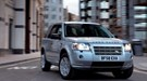 The current 2010 model year Land Rover Freelander 2. Different grille, lights and bumpers