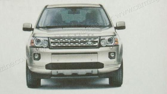 land rover freelander (2011) revealed in brochure leak | car magazine