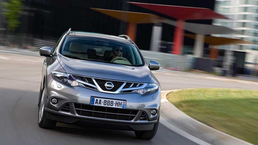 The New Nissan Murano 2.5 D U2013 Coming To A Showroom Near You In October 2010