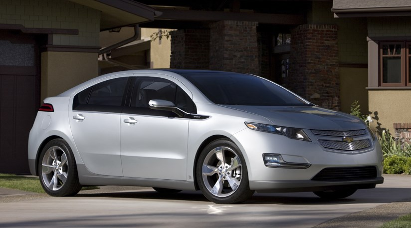 chevrolet volt prices announced by car magazine. Black Bedroom Furniture Sets. Home Design Ideas