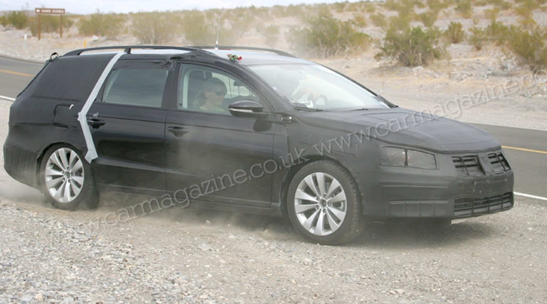 VW Passat Estate (2011) the new spy photos | CAR Magazine
