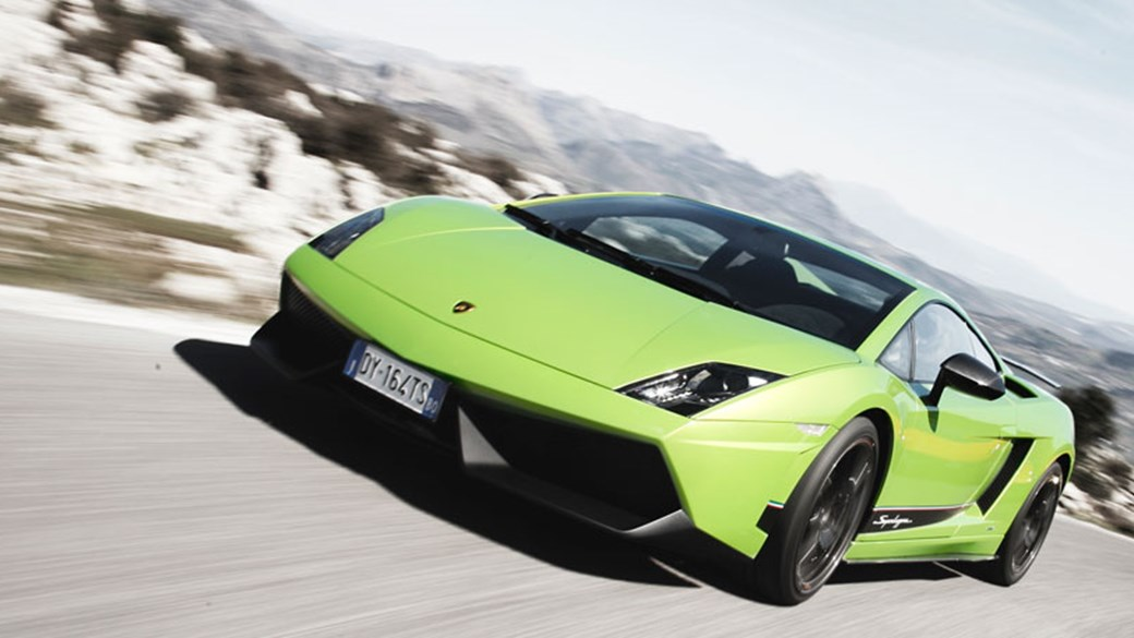 Lamborghini Gallardo LP570 4 Superleggera (2010) CAR Review