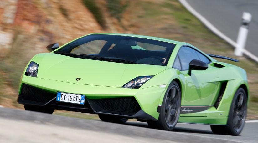 Lamborghini Gallardo Lp570 4 Superleggera 2010 Review Car Magazine