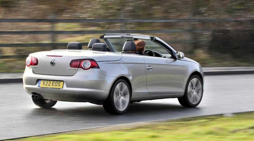 VW Eos, VW Passat Convertible