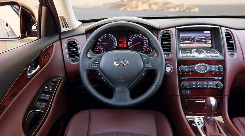 Infiniti EX30d (2010) new review | CAR Magazine