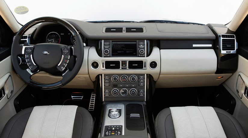 Range Rover 4 4 TDV8 (2011) review | CAR Magazine