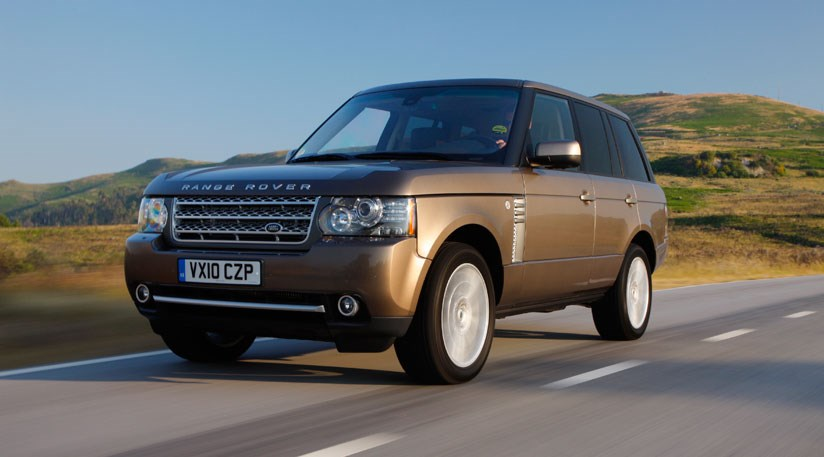 range rover 4 4 tdv8 2011 review by car magazine. Black Bedroom Furniture Sets. Home Design Ideas