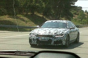 The Audi S7 – spied by a CAR reader