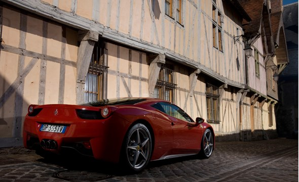 Ferrari 458 Italia CAR pictures