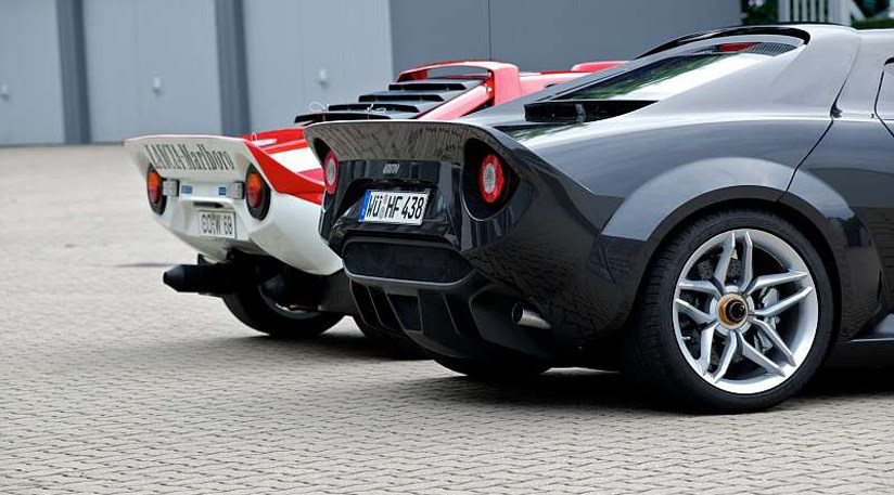 Lancia Stratos (2010) first official pictures | CAR Magazine