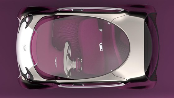 Kia Naimo Concept 2011 First Official Pictures Car Magazine
