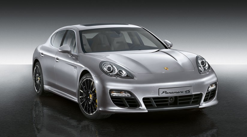 More Info On Porsche Panamera