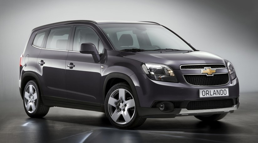 Orlando Chrysler Jeep Dodge >> Chevrolet Orlando (2011) first official pictures | CAR Magazine