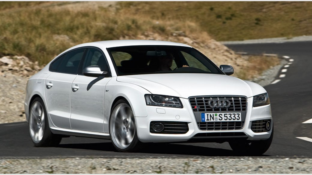Audi S Sportback Review By CAR Magazine - Audi car 2010
