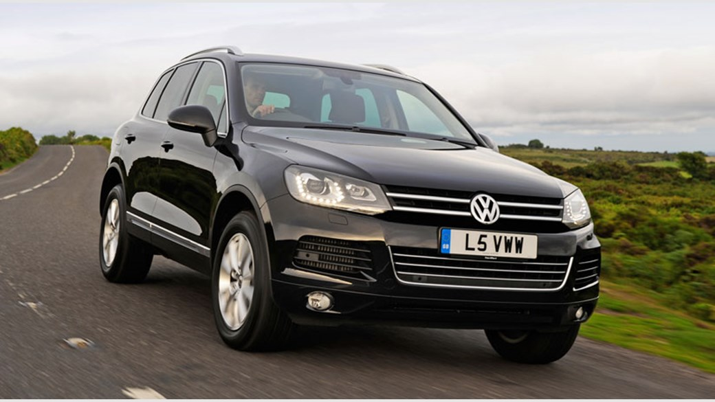 Vw Touareg 3 0 Tdi 2010 Review