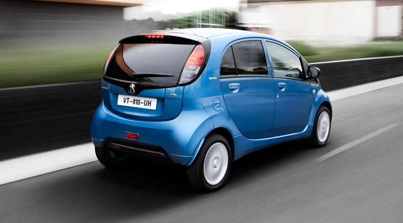 peugeot ion 2010 electric review by car magazine. Black Bedroom Furniture Sets. Home Design Ideas