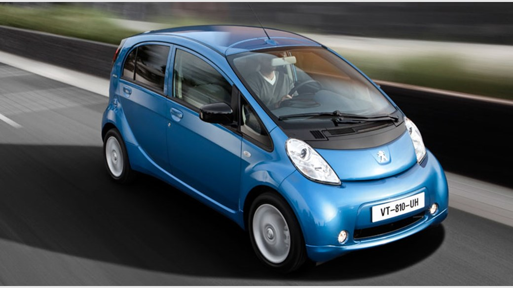 Peugeot Ion 2010 Electric Review