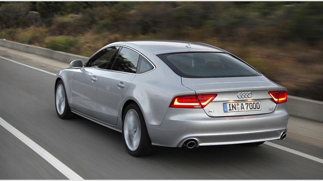Audi A TDI SE Review CAR Magazine - Audi a7