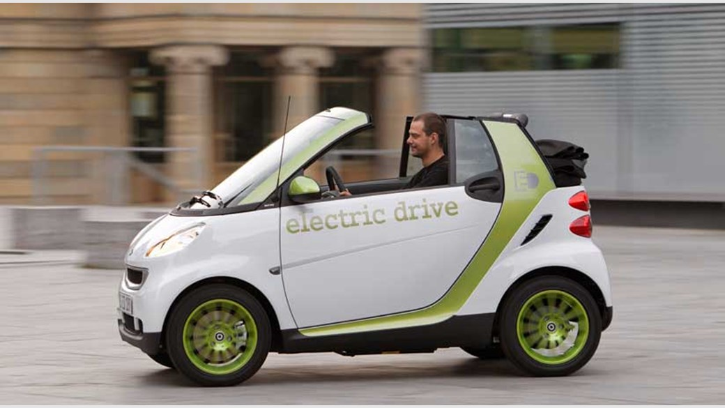 The Smart Fortwo Electric Drive Coming To A Merc Dealer Near You From 2017