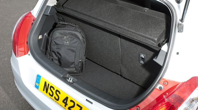 Suzuki Swift 1 2 SZ4 (2010) review   CAR Magazine