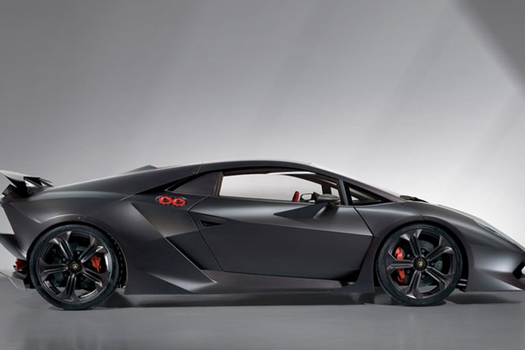 Merveilleux Lamborghini Sesto Elemento (2010): The All Carbonfibre Concept Car By CAR  Magazine