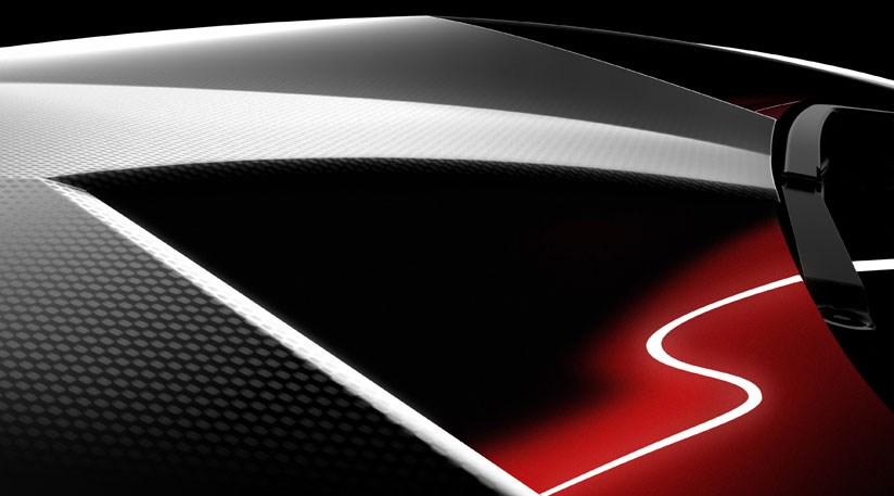 Lamborghini Sesto Elemento 2010 The All Carbonfibre Concept Car