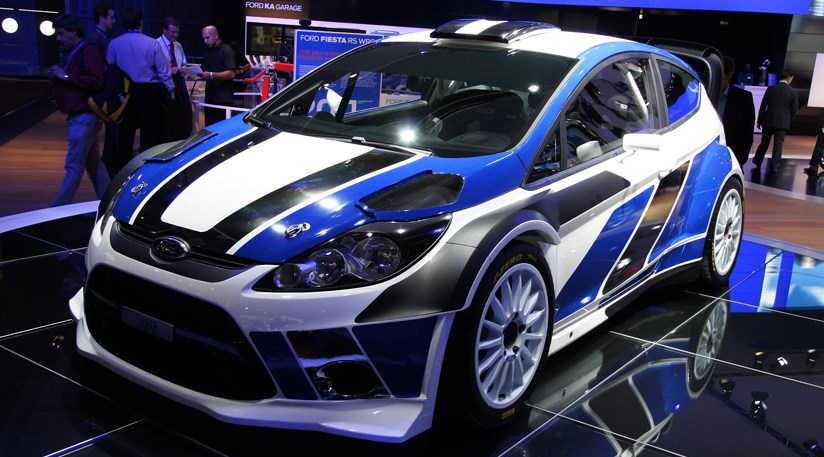 ford fiesta rs wrc 2010 the blue oval 39 s new world rally car by car magazine. Black Bedroom Furniture Sets. Home Design Ideas