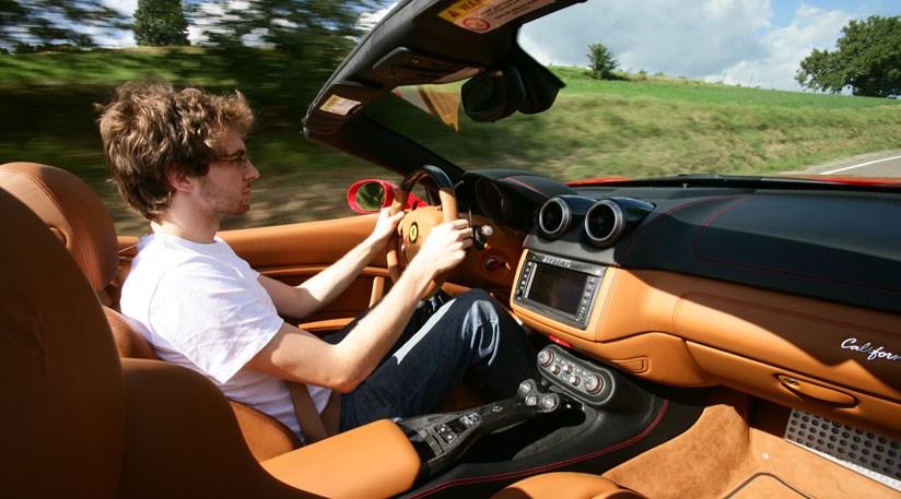 Ferrari California Stop Amp Start 2010 Review Car Magazine