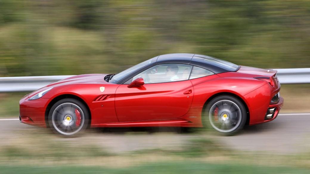 Ferrari california reliability