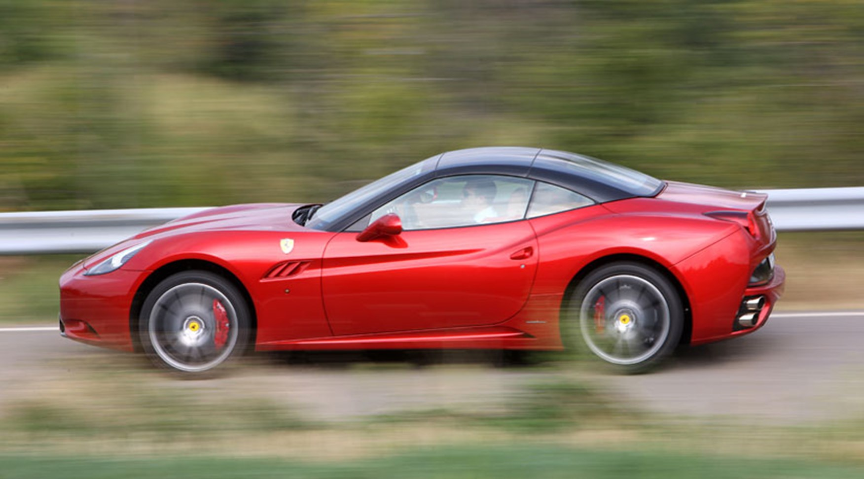 Ferrari California Stop Amp Start 2010 Review Car Magazine