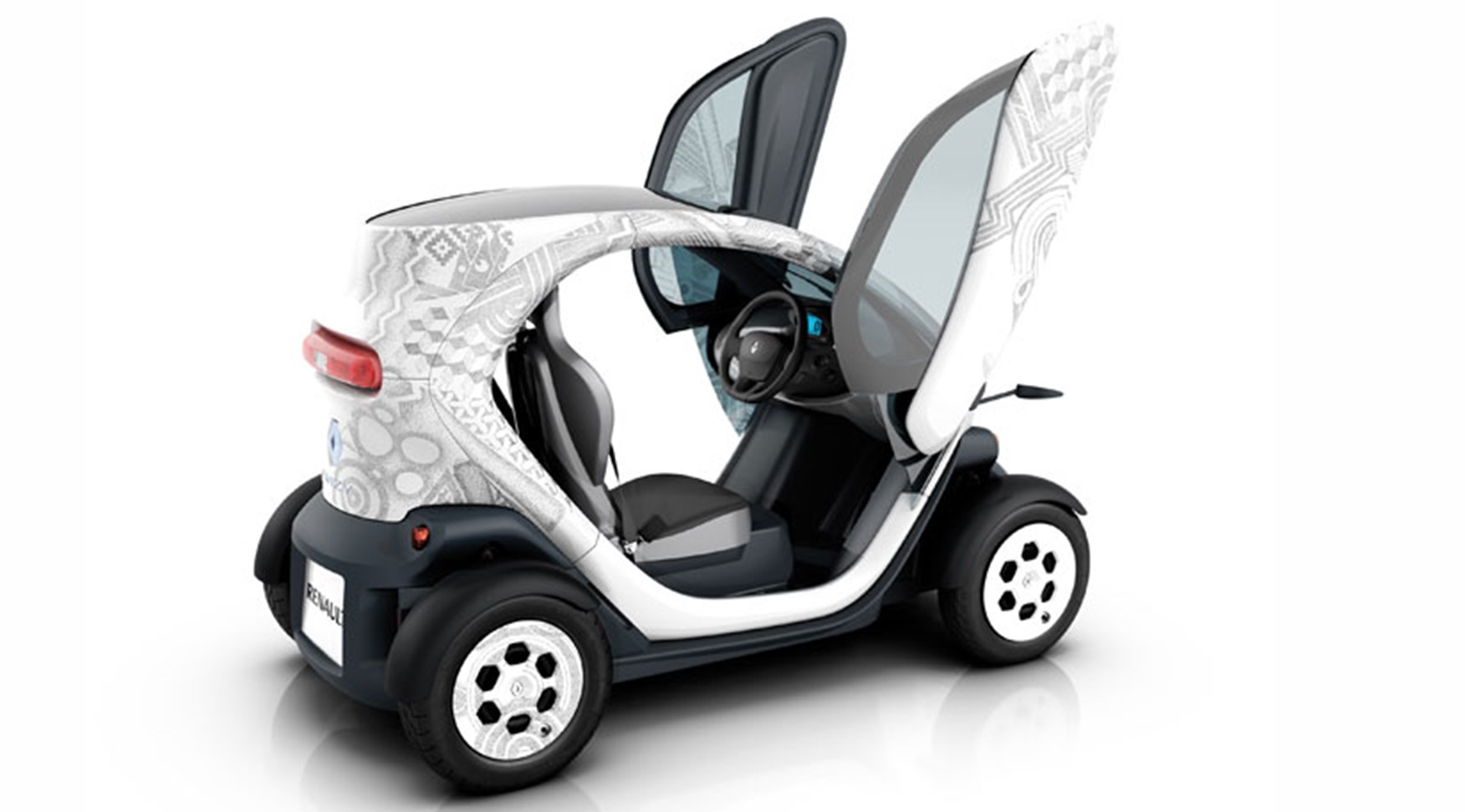 Renault Twizy 2011 The Tandem Seat Electric City Car By