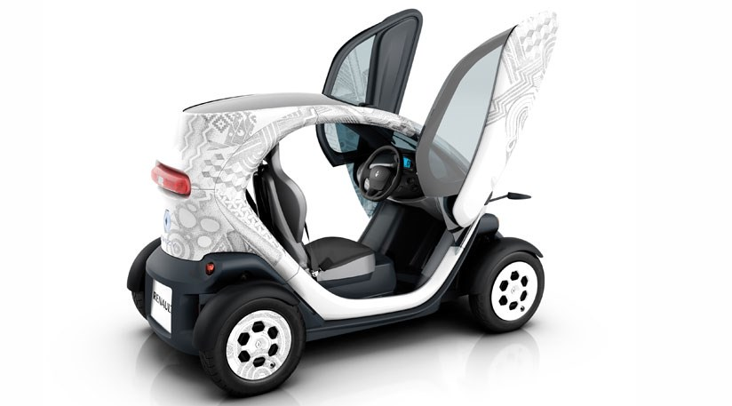 0 Down Lease Deals >> Renault Twizy (2011): the tandem-seat electric city car by ...